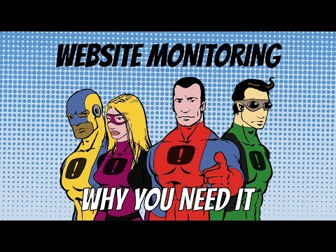 Website Monitoring - Why You Need It