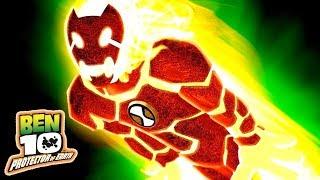 Ben 10 Protector Of Earth - O ALIEN MAIS QUENTE! #3 (Gameplay em Português)
