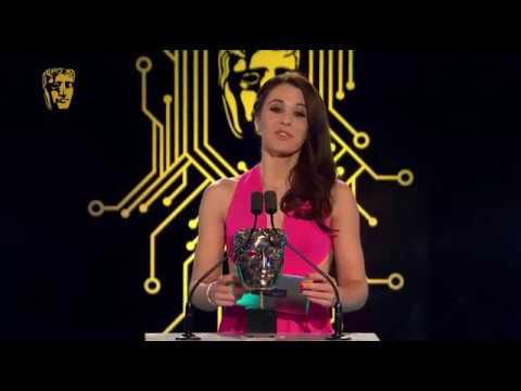 Victoria Atkin  BAFTA Video Game Awards 2016