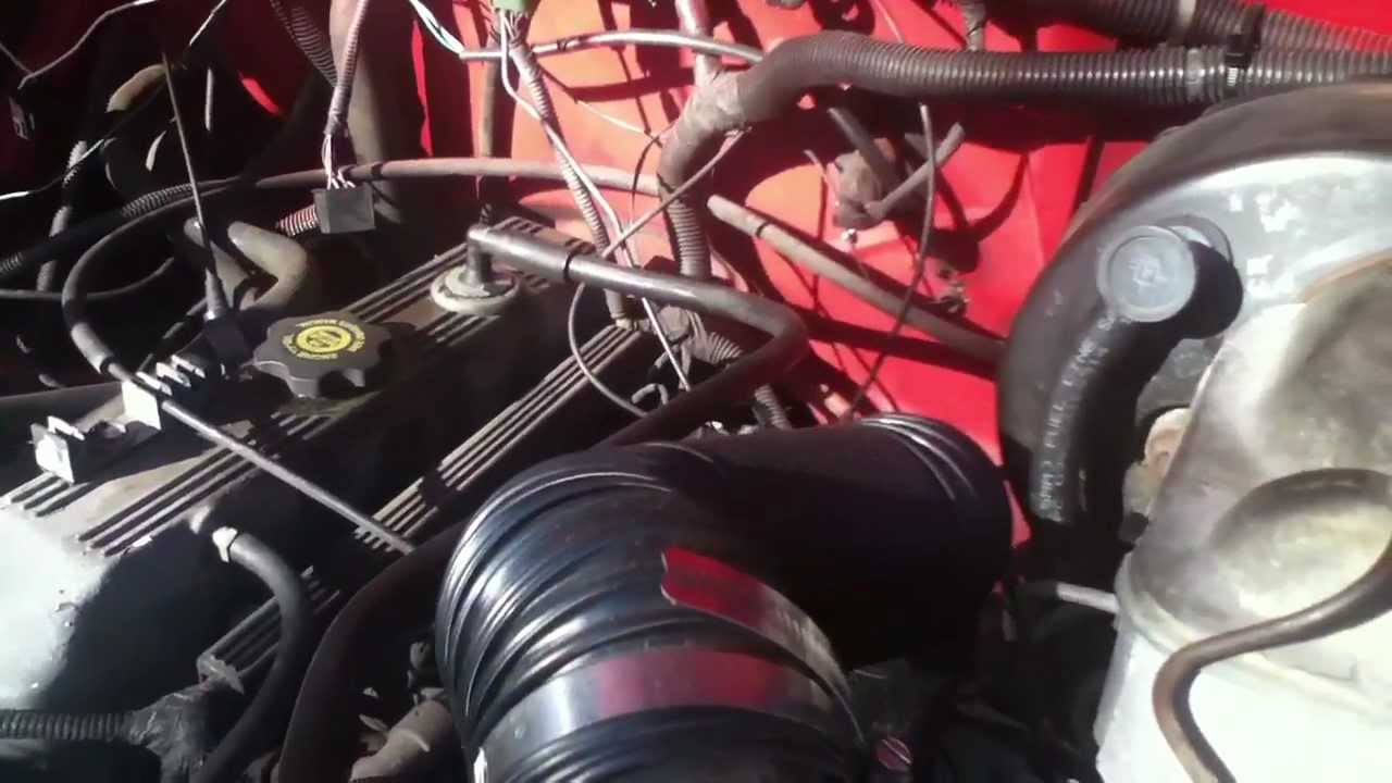 jeep yj wrangler loose pcm [ 1280 x 720 Pixel ]