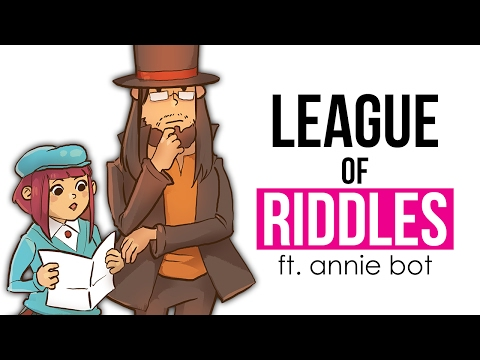Imaqtpie - LEAGUE OF RIDDLES ft. Annie Bot