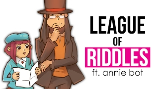 imaqtpie league of riddles ft annie bot