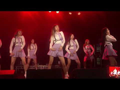 DREAMCATCHER LUCKY STRIKE (MAROON 5 COVER) Live in London