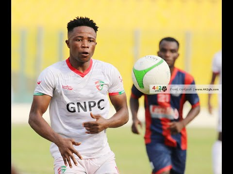 KARELA VS GREAT OLYMPICS: DIAWISIE TAYLOR SCORES HIS 16TH GOAL OF THE SEASON FROM THE PENALTY SPOT
