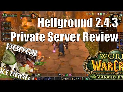 how to make a wow private server w