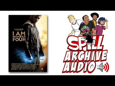 'I Am Number Four' Spill Audio Review