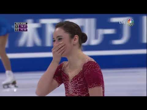2017 Worlds   Ladies   LP   Kaetlyn Osmond   La Bohème by Giacomo Puccini