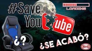 ¿DEBERÍA IRME DE YOUTUBE?  Esto se cae a pedazos... | #SaveYouTube