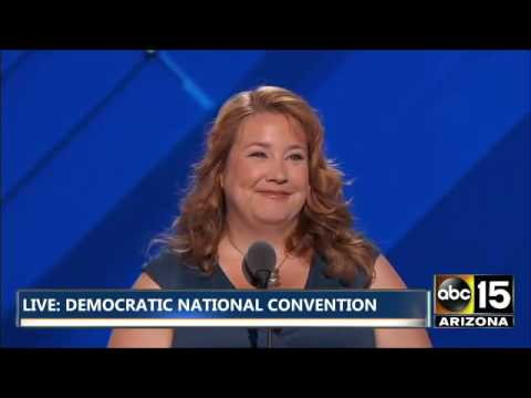 FULL: Diane Russell For Bernie Sanders - Democratic National Convention