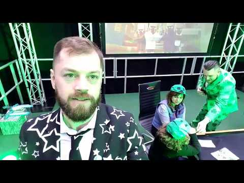 MineVention | LiveStream | Family Fun Quiz!