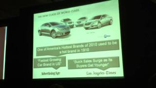 Buick Embraces Participatory Culture at OMMA Global in San Francisco