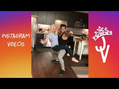 Lele Pons And Victor Da Silva Dancing Brazilian Music!! | Instagram Videos