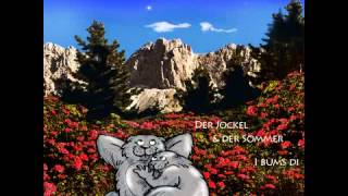 I bums Di  Der Jockel amp; Der Sommer (Hörprobe)