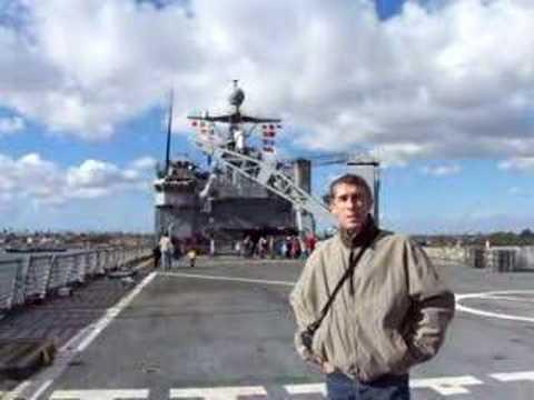 The USS RushMore