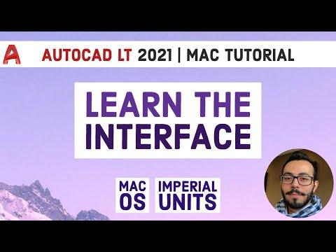 Hướng Dẫn tải xuống & Crack AutoCAD 2021 Full cho Macbook