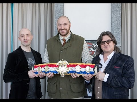 Tyson Fury to be stripped of Ring Magazine Belt ? Klitschko vs Joshua for Ring Magazine Belt?