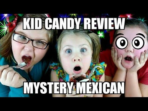Look Kid Candy Review Mystery Mexican Candy So Gross Youtube