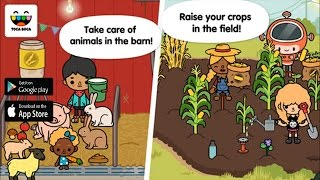 Toca Life: Farm - Grow, Raise, Farm - Education Application