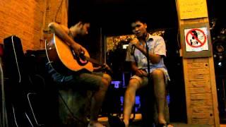 Cây Bàng- Bức Tường- Acoustic Cover by Jimmy and Quang Kurt