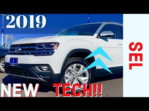 2019 ATLAS SEL With NEW TECH!!