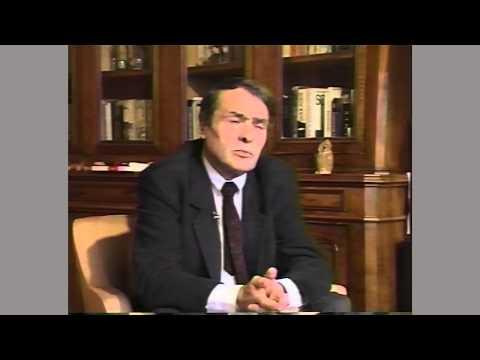 Interview Pierre Bourdieu (1/3)