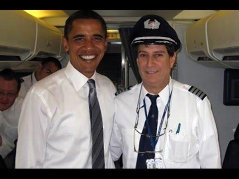 "Obama's Pilot Sees UFO & Describes it As ""Unbelievable"""