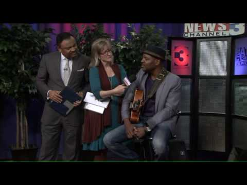Renowned jazz guitarist Bobby Broom!