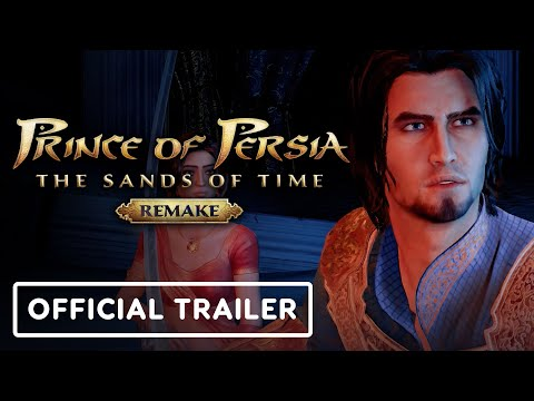 Prince of Persia: The Sands of Time Remake - Official Reveal Trailer   Ubisoft Forward