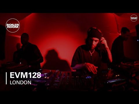 Co-Op Presents: EVM128 Boiler Room London DJ Set