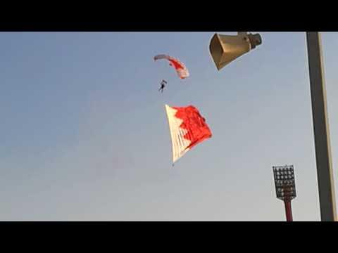Bahrain Fly Diving National Stadium lovely