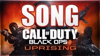 "Black Ops 2 Uprising SONG! - Nelly ""Hey Porsche"" Parody"