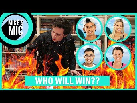 💰 WHO WILL WIN AUSTRALIAN SURVIVOR 2017? 💰 (+ Week 10 eps 22&23 recap)