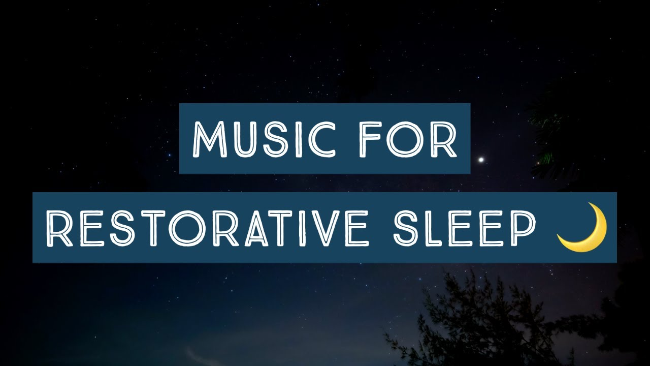 Relaxing Music To Help You Fall Asleep Quickly Music For Restorative Rejuvenating Sleep Youtube