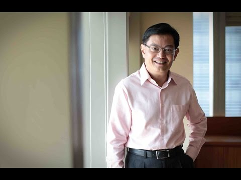 Heng Swee Keat on his Career Transition