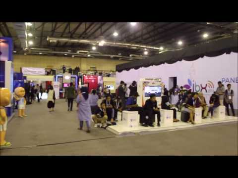 Indonesia Broadcasting Expo 2016 jakarta