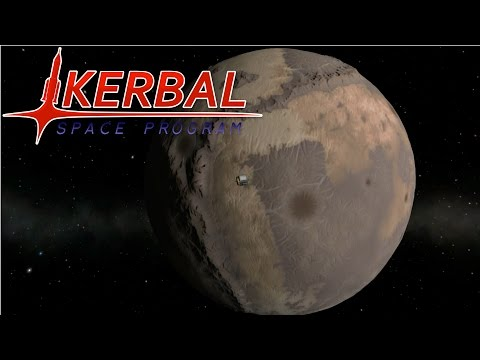 Outer Planets #1, Probe To Slate, Kerbal Space Program