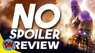 Avengers: Infinity War Review in Hindi | Spoiler Free Movie Review