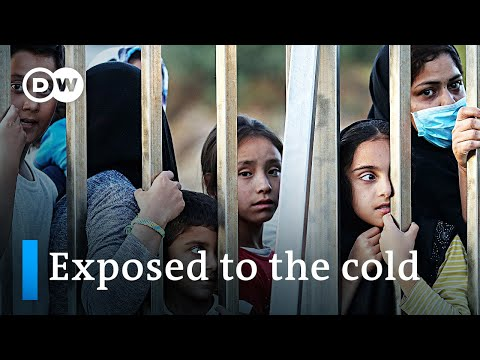 Greece to move migrants out of overcrowded refugee camps ahead of winter | DW News