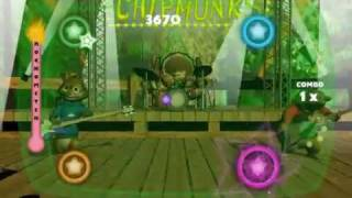 Cool Places - Sparks - Alvin and the Chipmunks Video Game
