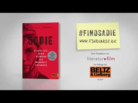 "Buchtrailer zu Courtney Summers ""Sadie"""