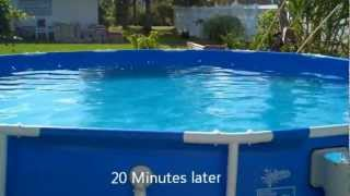 What you need to convert  a Intex pump to a summer escapes pool