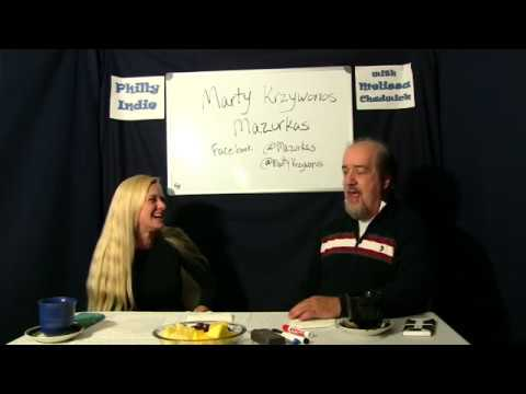 Philly Indie with Melissa Chadwick  Ep4 Marty Krzywonos