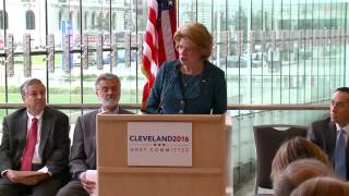 RNC 2016 preps in Cleveland