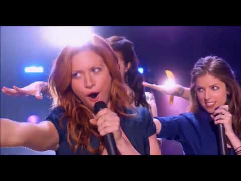 Brittany Snow Singing Compilation Pitch Perfect 1,2,3