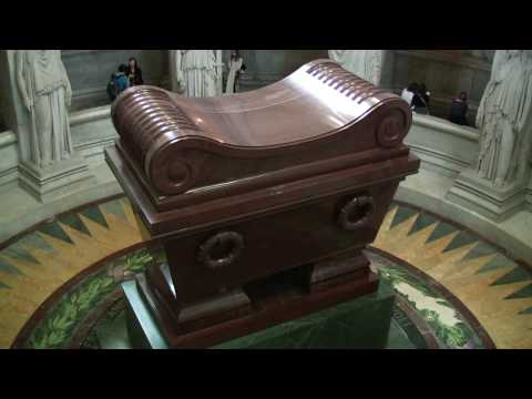 Napoleon's Tomb in Paris
