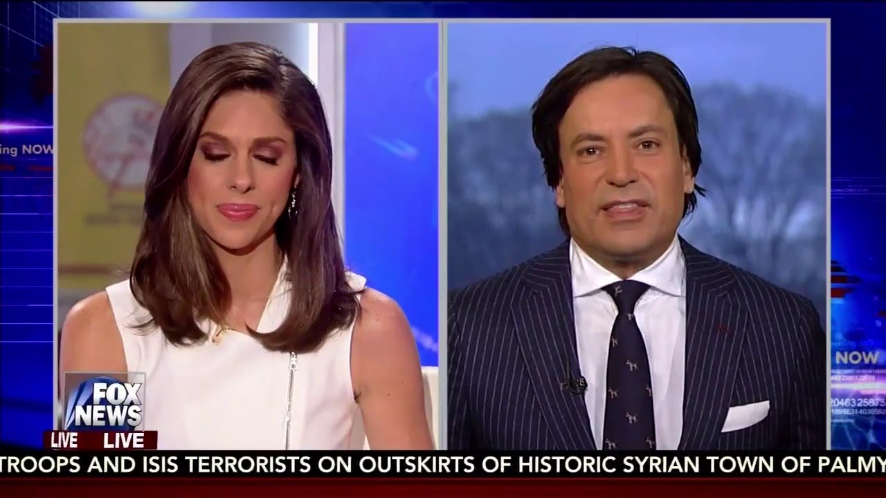Fox News with Abby Huntsman and David Tafuri by David Tafuri