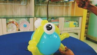 Adalima Tutorials: Fish (Difficulty: Easy) - Mainan balon seru dan unik