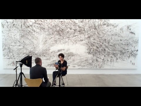 Julie Mehretu Interview: The In-Between Place