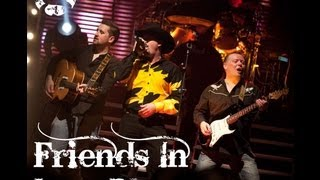 Friends In Low Places - The Ultimate Garth Brooks Experience