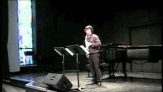Buku for Alto Saxophone and Boombox by Jacob TV / Supat Hanpatanachai